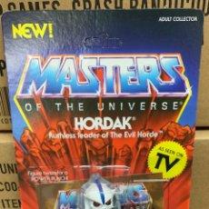 Figuras Masters del Universo: FIGURA HORDAK MASTERS DEL UNIVERSO VINTAGE SUPER7. Lote 151396016