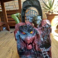Figuras Masters del Universo - Castillo de la Serpiente 100% Original y Completo - micrófono funcionando - 153192846