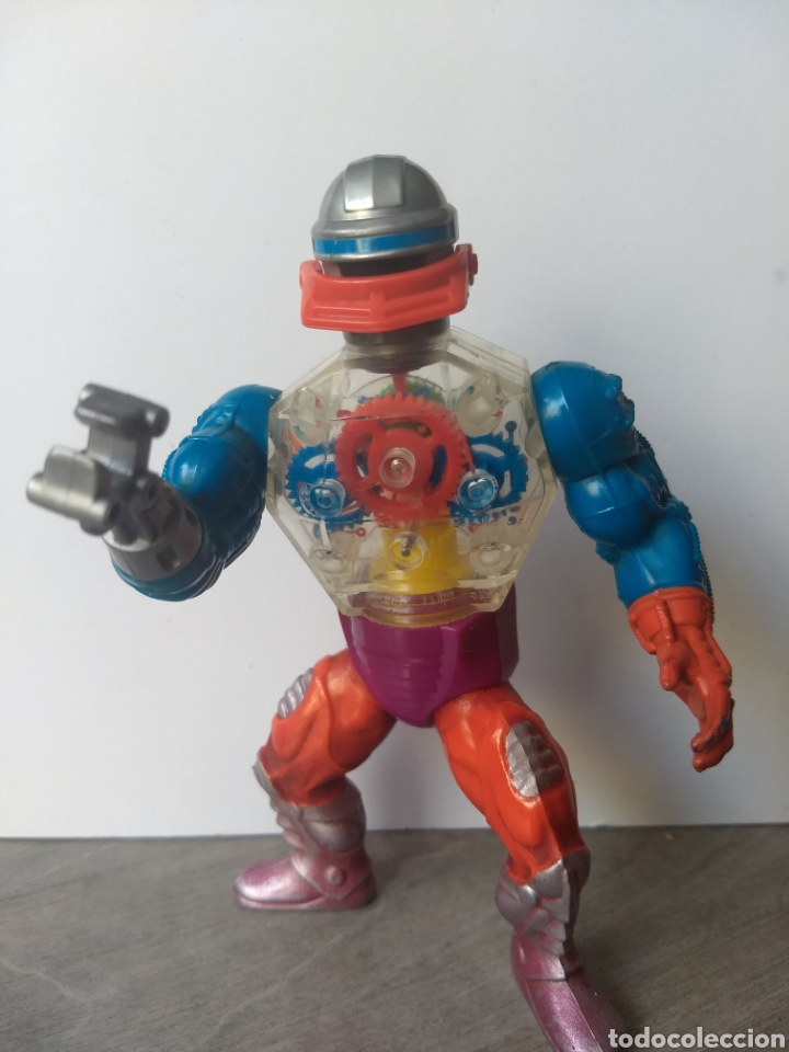 Figuras Masters del Universo: ROBOTO - MOTU Masters del Universo Heman He-man Mattel - Foto 2 - 153458846