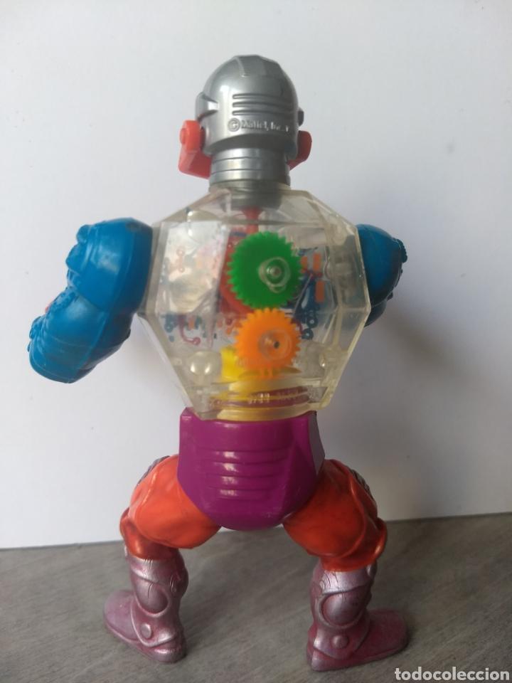 Figuras Masters del Universo: ROBOTO - MOTU Masters del Universo Heman He-man Mattel - Foto 4 - 153458846