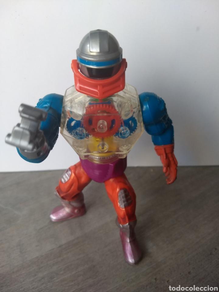 ROBOTO - MOTU MASTERS DEL UNIVERSO HEMAN HE-MAN MATTEL (Juguetes - Figuras de Acción - Master del Universo)