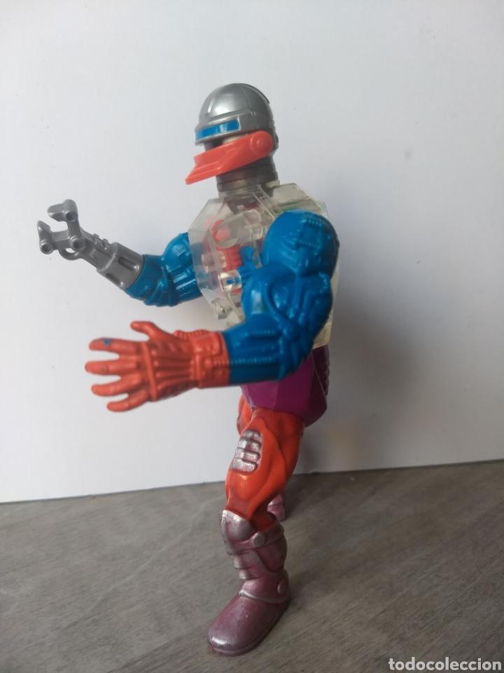 Figuras Masters del Universo: ROBOTO - MOTU Masters del Universo Heman He-man Mattel - Foto 3 - 153458846