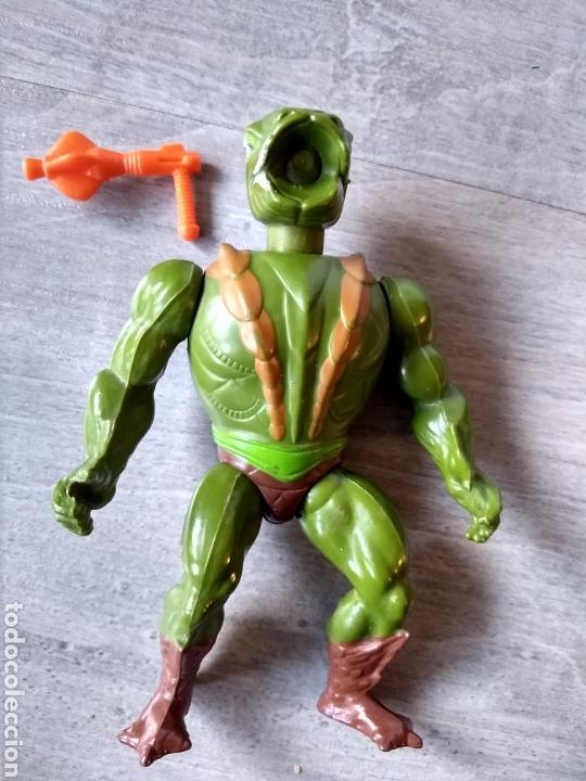 Figuras Masters del Universo: KOBRA KHAN (France) - 100% Completo MOTU Masters del Universo Heman He-man Mattel - Foto 5 - 154009296