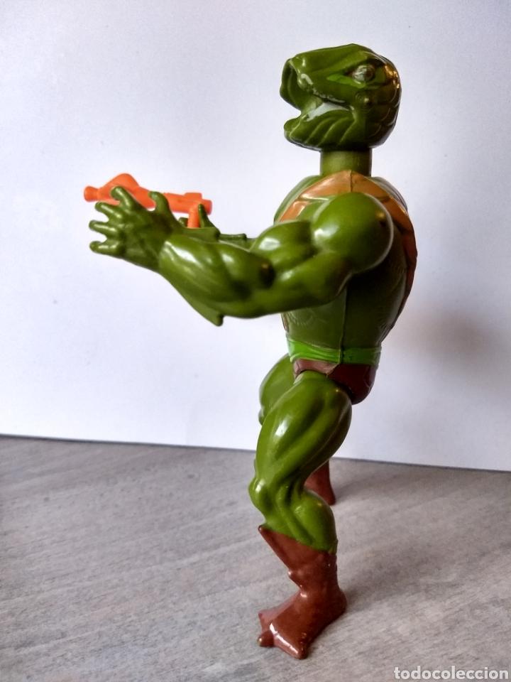 Figuras Masters del Universo: KOBRA KHAN (France) - 100% Completo MOTU Masters del Universo Heman He-man Mattel - Foto 2 - 154009296