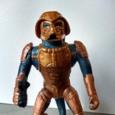 Figuras Masters del Universo: SAUROD COMPLETO (CON PISTOLA REPRO) - MOTU MASTERS DEL UNIVERSO HEMAN HE-MAN MATTEL. Lote 154483430