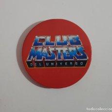 Figuras Masters del Universo: MASTERS DEL UNIVERSO - CHAPA PROMOCIONAL CLUB MASTERS DEL UNIVERSO MATTEL ESPAÑA. Lote 156669746