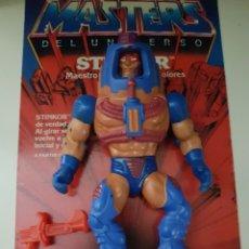 Figuren von Masters of the Universe - Man e faces completo Taiwán Masters del universo Motu Heman Mattel heman - 155047216