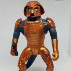 Figuras Masters del Universo: SAUROD MÁSTERS DEL UNIVERSO HE MAN MATTEL 1986 CAB. Lote 157782500