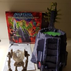 Figuras Masters del Universo: SLIME PIT 200X CON CAJA E INSTRUCCIONES. MASTERS DEL UNIVERSO HEMAN MATTEL HEMAN. Lote 157856889