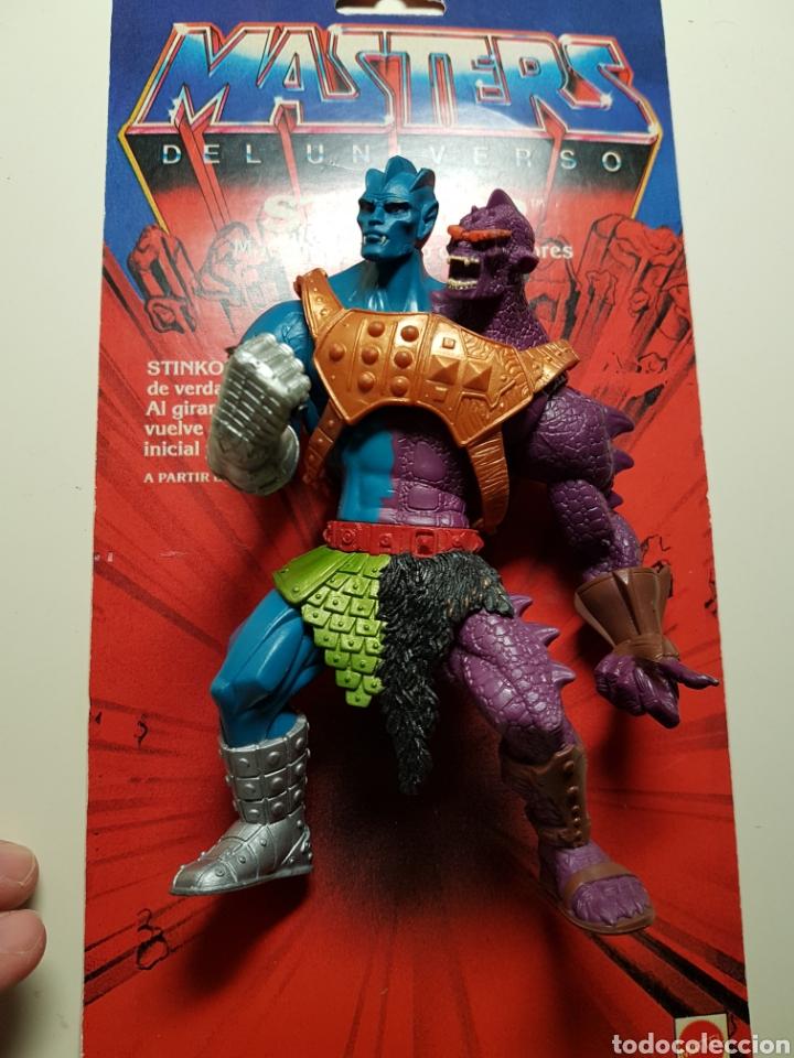 TWO BAD 200X MASTERS DEL UNIVERSO MOTU HEMAN MATTEL (Juguetes - Figuras de Acción - Master del Universo)