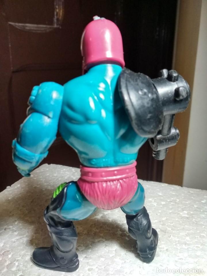 Figuras Masters del Universo: Trap jaw Masters del Universo - Mattel - Foto 2 - 160335154