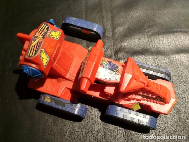 Figuras Masters del Universo: Attak trak Masters del Universo - Mattel - Foto 2 - 160338902