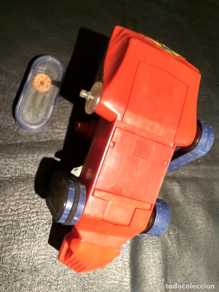 Figuras Masters del Universo: Attak trak Masters del Universo - Mattel - Foto 3 - 160338902