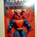 Figuras Masters del Universo: MANTENA MATTEL INC. MASTERS DEL UNIVERSO MOTU HEMAN MATTEL. Lote 160434340