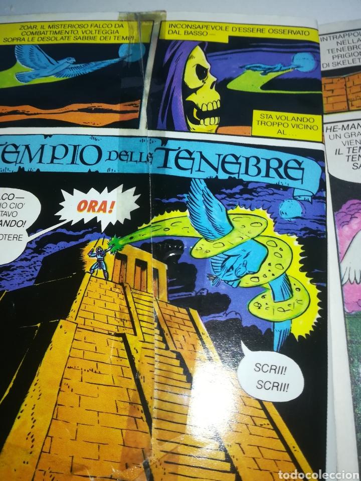 Figuras Masters del Universo: Mini comic masters universo motu minicomic libreto he-man skeletor 6 - Foto 4 - 160894234