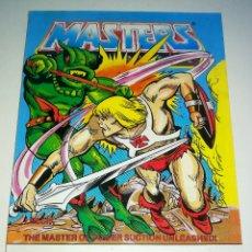Figuras Masters del Universo: MINI COMIC MASTERS UNIVERSO MOTU MINICOMIC LIBRETO HE-MAN SKELETOR 7. Lote 160894601