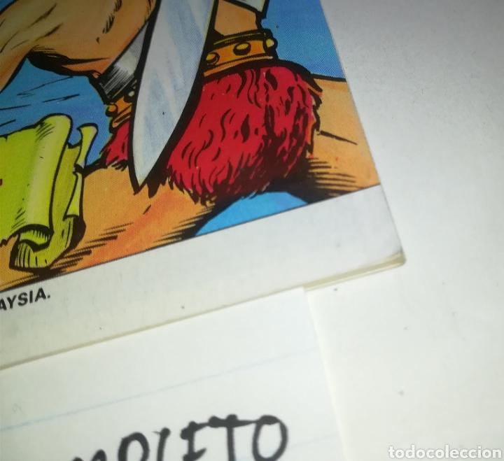 Figuras Masters del Universo: Mini comic masters universo motu minicomic libreto he-man skeletor 13 - Foto 3 - 160895702