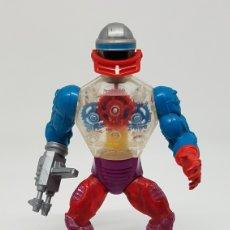 Figuras Masters del Universo: ROBOTO MÁSTERS DEL UNIVERSO HE MAN MATTEL 1984 CAB. Lote 161081790