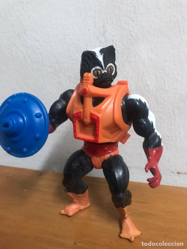 MOTU VINTAGE STINKOR, MASTER OF THE UNIVERSE (Juguetes - Figuras de Acción - Master del Universo)