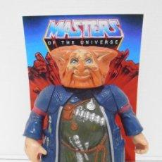 Figuras Masters del Universo: FIGURA MASTERS DEL UNIVERSO, GWILDOR, MOTU MATTEL . Lote 165528750