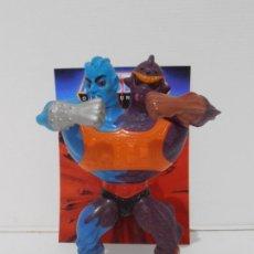 Figuras Masters del Universo: FIGURA MASTERS DEL UNIVERSO, TWO BAD, MOTU MATTEL. Lote 165529514