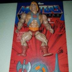 Figuras Masters del Universo: HE-MAN COMPLETO TAIWÁN ORIGINAL MÁSTERS DEL UNIVERSO MOTU HEMAN MATTEL XX. Lote 166372841