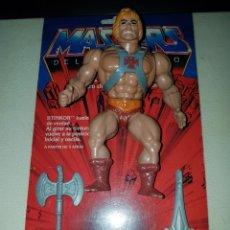 Figuras Masters del Universo: HE-MAN TAIWAN MASTERS DEL UNIVERSO MOTU HEMAN MATTEL XX. Lote 166373449