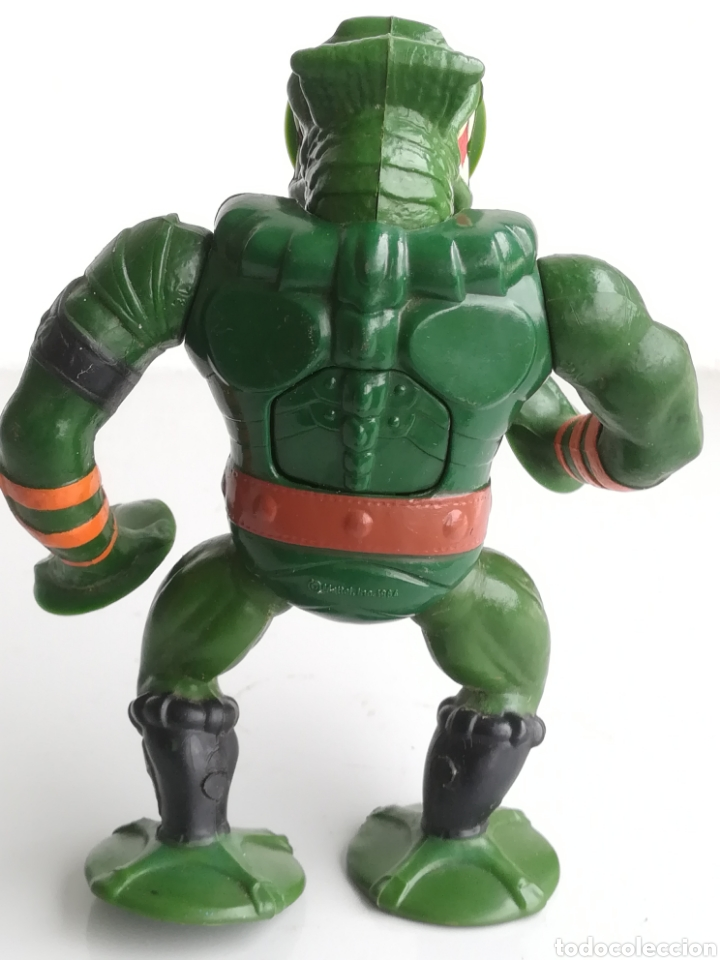 Figuras Masters del Universo: Leech masters universo motu figura he-man skeletor - Foto 3 - 167020124
