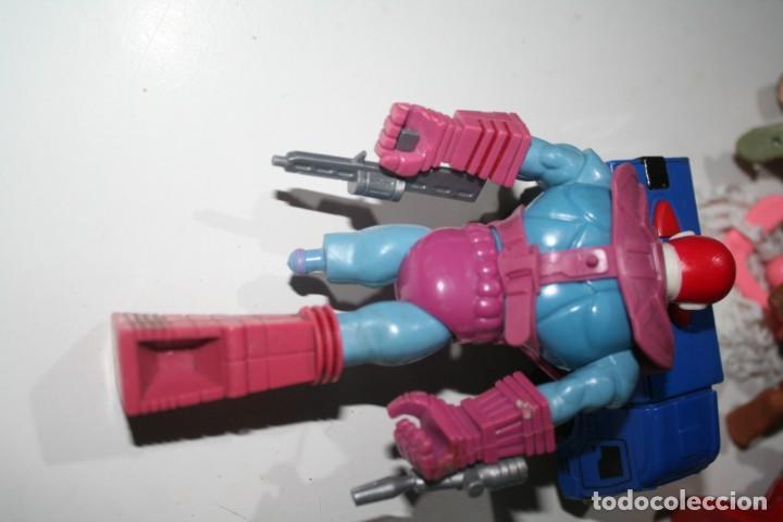 ANTIGUO MUÑECO ESPACIAL TIPO ROBOT (Juguetes - Figuras de Acción - Master del Universo)