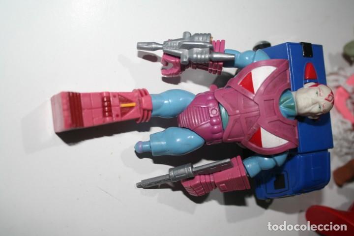 Figuras Masters del Universo: antiguo muñeco espacial tipo robot - Foto 2 - 232200670