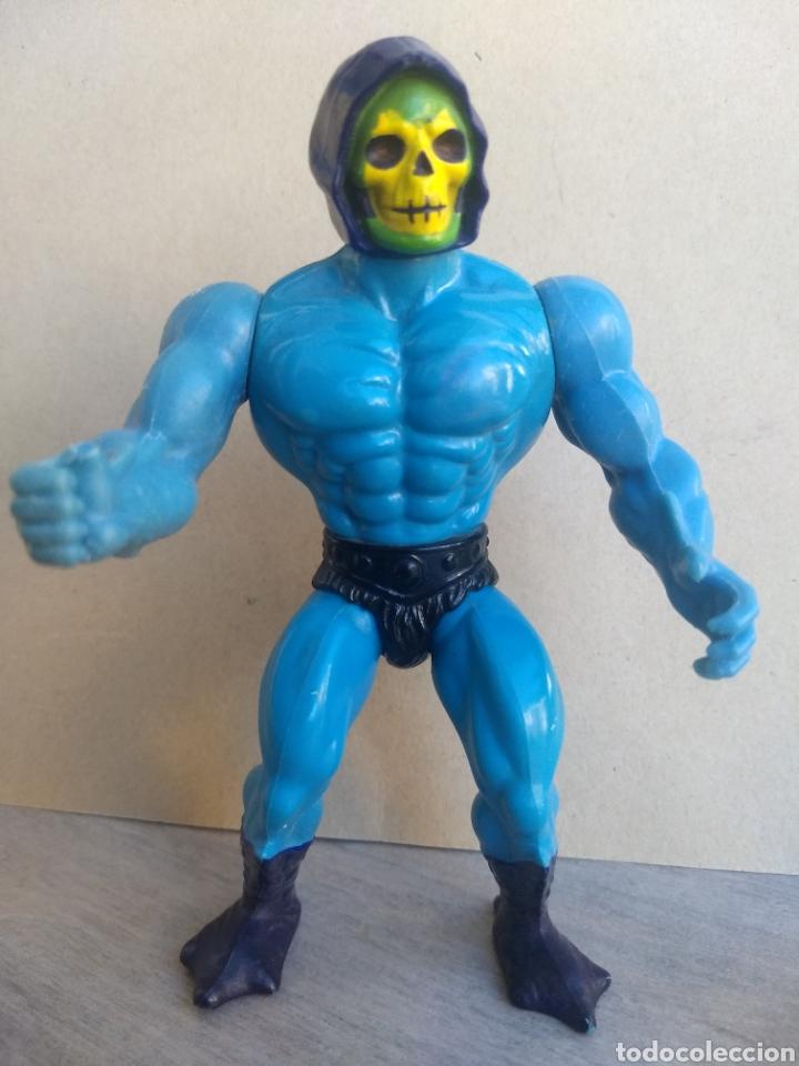 SKELETOR DRAGON BLASTER - MOTU MASTERS DEL UNIVERSO HEMAN HE-MAN MATTEL (Juguetes - Figuras de Acción - Master del Universo)