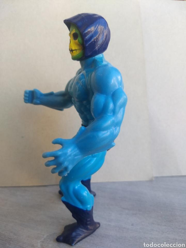 Figuras Masters del Universo: SKELETOR Dragon Blaster - MOTU Masters del Universo Heman He-man Mattel - Foto 2 - 167440302