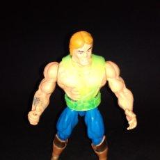 Figuras Masters del Universo: HE-MAN NUEVAS AVENTURAS NEW ADVENTURES NA THUNDER PUNCH V4 (1994). Lote 167629136