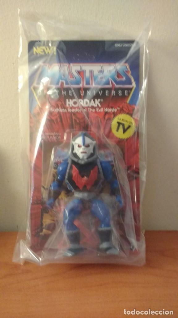 HORDAK MOTU MASTERS UNIVERSE SUPER7 MASTERS DEL UNIVERSO NEW WAVE SUPER 7 (Juguetes - Figuras de Acción - Master del Universo)