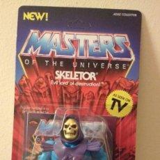 Figuras Masters del Universo: SKELETOR MOTU MASTERS UNIVERSE SUPER7 MASTERS DEL UNIVERSO NEW WAVE SUPER 7. Lote 168194117