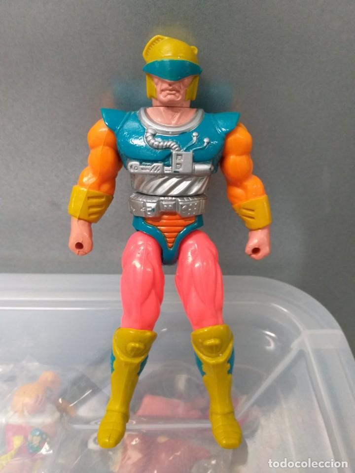 FIGURA DE ACCION MASTERS DEL UNIVERSO HE-MAN AÑOS 90 SPINWIT (Juguetes - Figuras de Acción - Master del Universo)