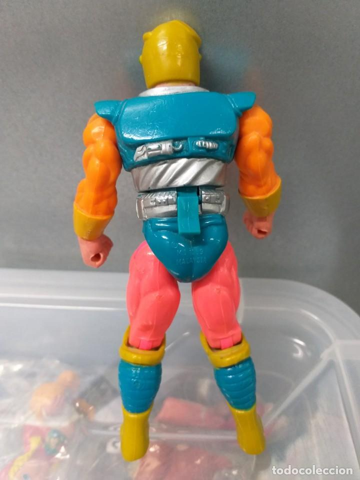 Figuras Masters del Universo: figura de accion masters del universo he-man años 90 spinwit - Foto 2 - 168518484