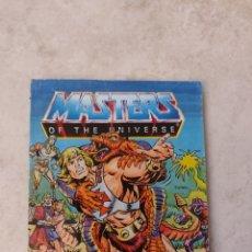 Figuras Masters del Universo: CÓMIC HEMAN - SNAKE ATTACK! - MOTU - (1985). Lote 169352977