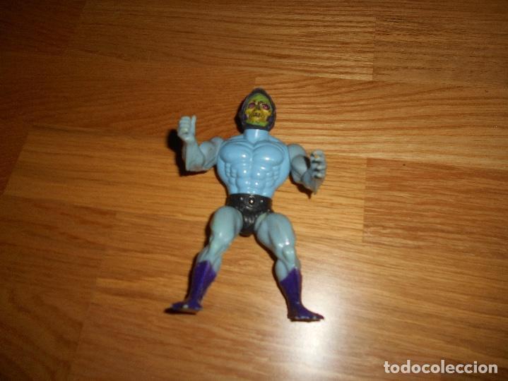 MASTERS DEL UNIVERSO SKELETOR MOTU AÑOS 80 HE MAN (Juguetes - Figuras de Acción - Master del Universo)