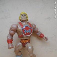 Figuras Masters del Universo: MOTU HE-MAN THUNDER PUNCH 1985 MATTEL TAIWAN. Lote 171747858