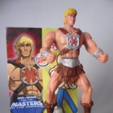 Figuras Masters del Universo: HE-MAN AND THE MASTERS OF THE UNIVERSE HEMAN BURGER KING 2003. Lote 172118807