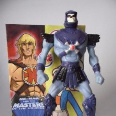 Figuras Masters del Universo: HE-MAN AND THE MASTERS OF THE UNIVERSE SKELETOR BURGER KING 2003. Lote 172118838