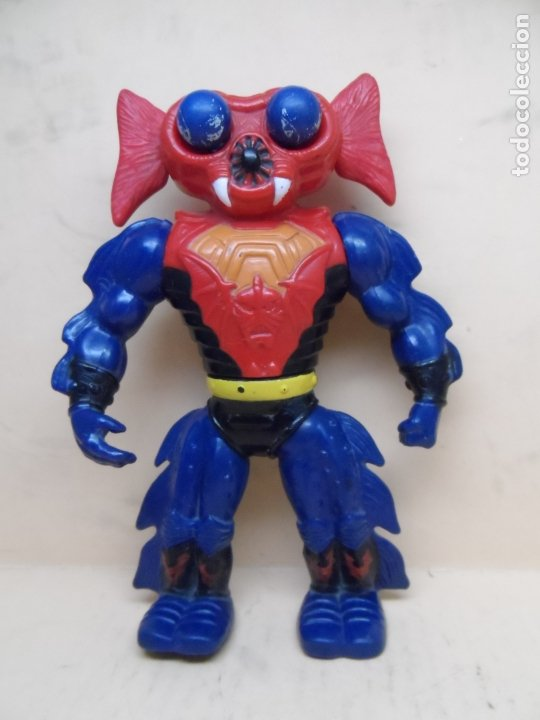 MOTU MANTENNA 1984 FRANCE MATTEL (Juguetes - Figuras de Acción - Master del Universo)
