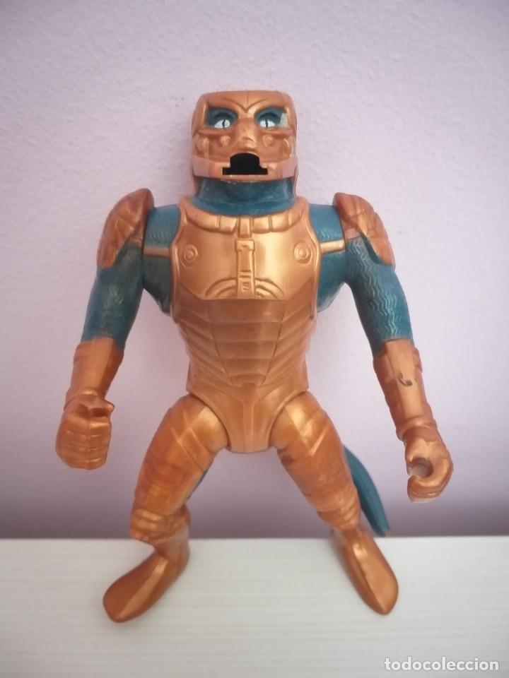 Figuras Masters del Universo: lote 5 masters del universo he-man motu blade saurod roboto two bad clawful - Foto 2 - 173891622