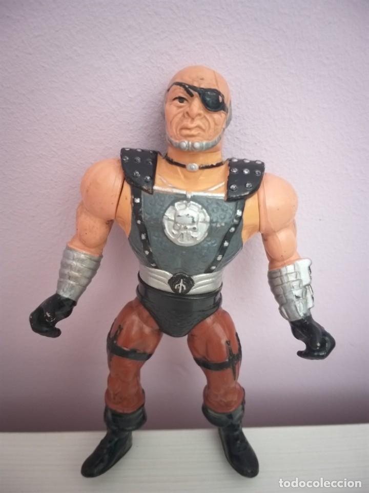 Figuras Masters del Universo: lote 5 masters del universo he-man motu blade saurod roboto two bad clawful - Foto 6 - 173891622