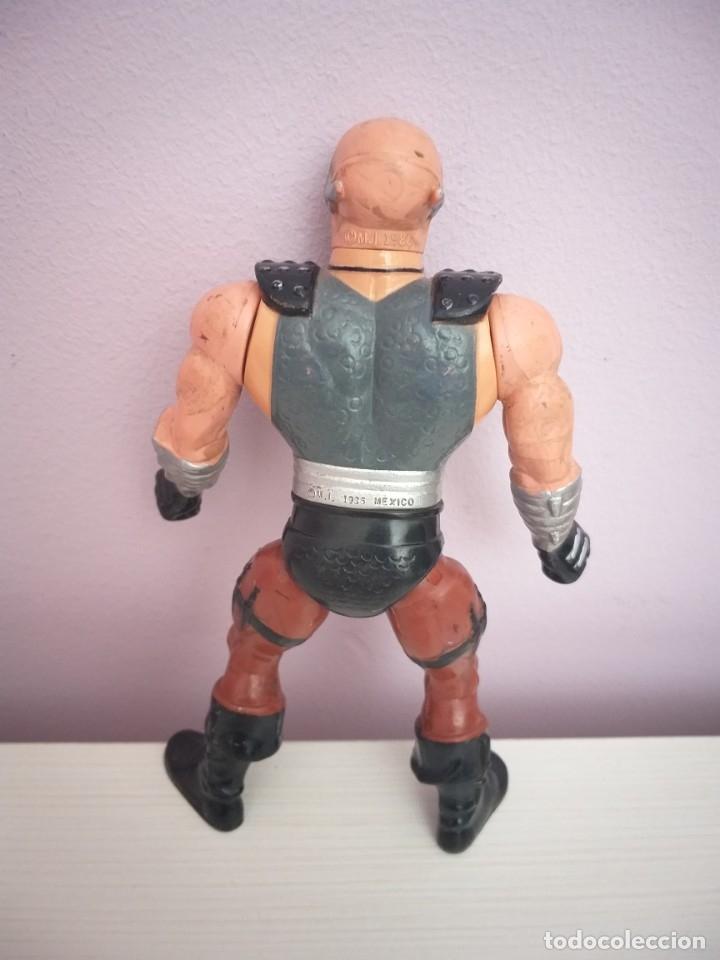 Figuras Masters del Universo: lote 5 masters del universo he-man motu blade saurod roboto two bad clawful - Foto 7 - 173891622