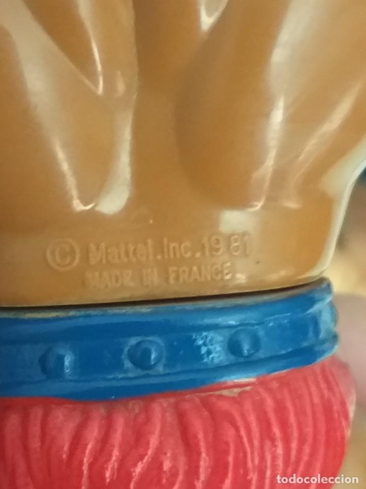 Figuras Masters del Universo: lote 5 masters del universo he-man motu blade saurod roboto two bad clawful - Foto 11 - 173891622