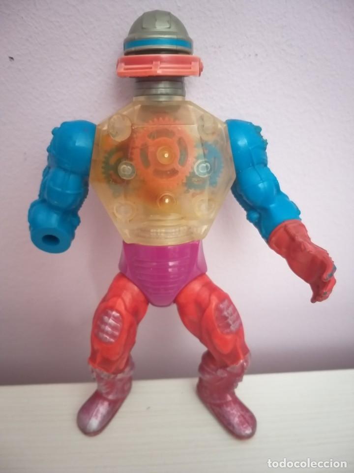 Figuras Masters del Universo: lote 5 masters del universo he-man motu blade saurod roboto two bad clawful - Foto 17 - 173891622