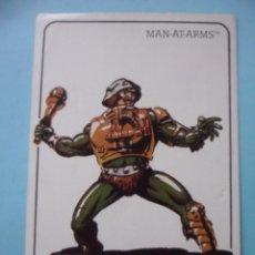 Figuras Masters del Universo: MOTU MASTERS OF THE UNIVERSE CALENDARIO MATTEL 1986. Lote 174094002