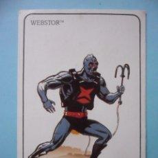 Figuras Masters del Universo: MOTU MASTERS OF THE UNIVERSE CALENDARIO MATTEL 1986. Lote 174094237